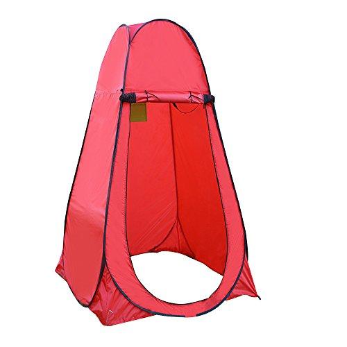 全体に検索動機付けるlbzeテントキャンプアウトドアProtable Pop Upテント釣りシャワーChange Clothes防水紫外線防止太陽の1個