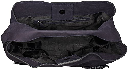 Kennel und Schmenger Taschen - cartella Donna, Blau (Wave Komb.), 15x35x40 cm (L x H D)