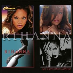 Price comparison product image 4 Albums Box Set