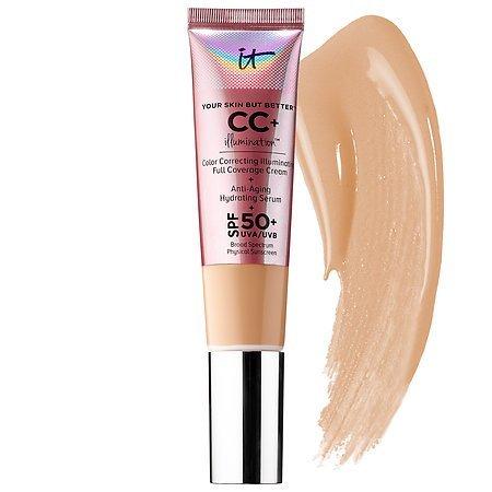 it Cosmetics Your Skin But Better CC+ Cream SPF 50+ 2.53 fl oz (Fair) illumination