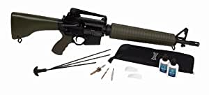 Gunslick Police Pro-Pak AR-15 Cleaning Kit with Ultra Klenz