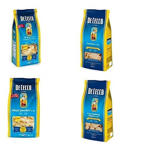 Testpaket Pasta De Cecco Specialità 100% Italienisch Nudeln ( 4 x 500g )