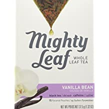 Mighty Leaf Tea Vanilla Bean, 15 tea bags