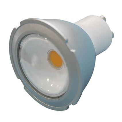 Bombilla LED. 8W 120º - GU10 Luz cálida