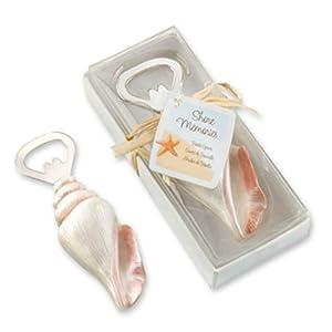41Ba516B0SL._SS300_ Seashell Wedding Favors & Starfish Wedding Favors