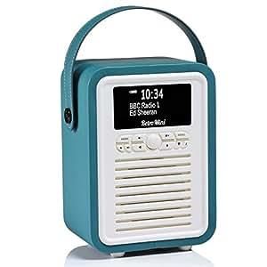 Amazon.com: VQ   Retro Mini – Bluetooth Speaker and