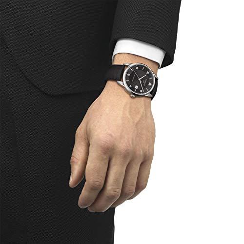 Tissot Men's Luxury Swiss Automatic Stainless Steel Dress Watch (Model: T0864071605700)