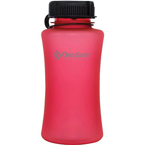 Outdoor Deportes Botella de Agua 1litro (33oz) Boca Ancha a Prueba de Fugas sin BPA