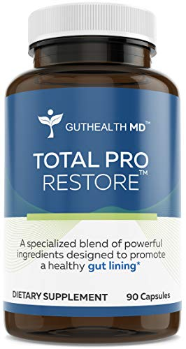 (Guthealth MD Total Pro Restore Gut Lining Support Blend 90 Capsules)