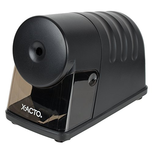 TableTop King 1799 Powerhouse Black Electric Pencil Sharpener