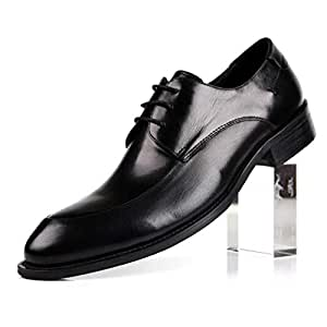 Amazon.com: Hy Men's Leather Shoes,Wedding Formal Business