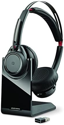 [해외]Plantronics b825m Voyager Focus UC (20265202) (Renewed) / Plantronics b825m Voyager Focus UC (20265202) (Renewed)