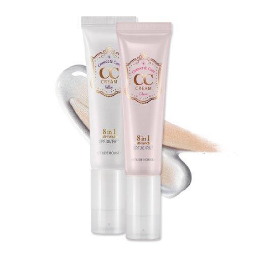 [ETUDE HOUSE] CC Cream 35g #01 Silky / SPF30 PA++