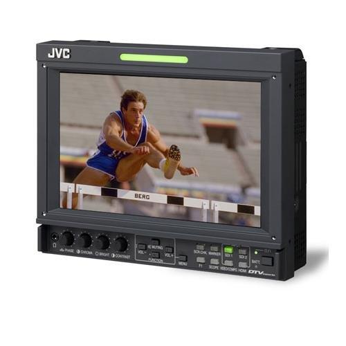 """JVC DT-F9L5U 8.2"""" Professional LCD Field Monitor, 1280x800 Pixel Array"""