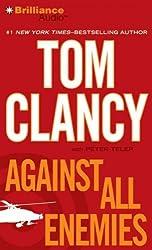 Against All Enemies (Large Print) - Large Print Clancy, Tom ( Author ) Feb-01-2012 Paperback