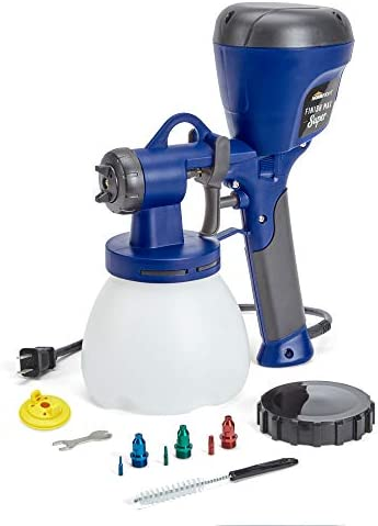 HomeRight C800971.A Super Finish Max Extra Power Painter Home Sprayer HVLP Spray Gun for Painting Projects Multi