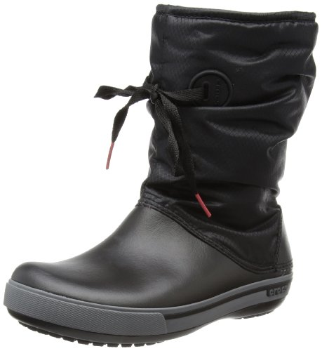 Lace Black Boot 5 Ii Crocband Black Crocs Women's Charcoal YPWnwxaSSA