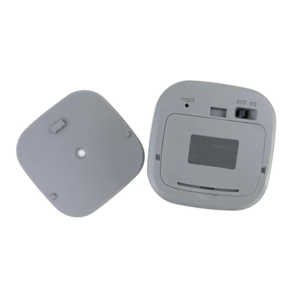 JEOHMMA Detector de Sensor de Movimiento PIR WiFi para Alarma de Seguridad para el hogar Compatible con Smart Life Google Home y Alexa IFTTT: Amazon.es: ...