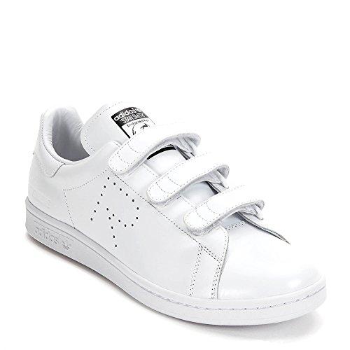 best service 33188 d7e26 Adidas X Raf Simons Sneakers Comfort Uomo Stan Smith S81170, Uk 6.5   Us 7.  scarpe  pelle ...