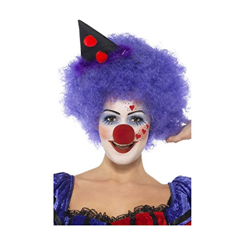 Smiffys Scary Evil Killer Circus Clown Make Up Costume (Evil Clown Makeup)