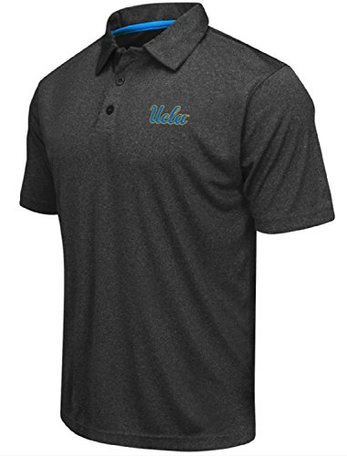 Colosseum Men's NCAA Heathered Trend-Setter Golf/Polo for sale  Delivered anywhere in USA