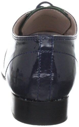 Bloch FoxTrot BL 592 LR, Damen Casual Schnürer, Blau (NUT), EU 36