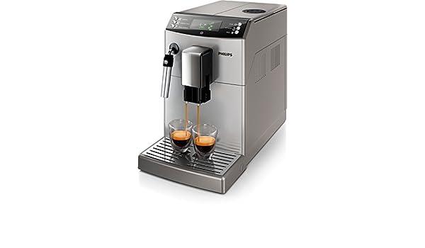 Philips 3100 series - Cafetera (Independiente, Máquina espresso, 1 ...