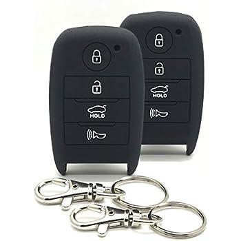 Amazon com: OEM Kia Sorento Flip Key Keyless Entry Remote Fob (FCC