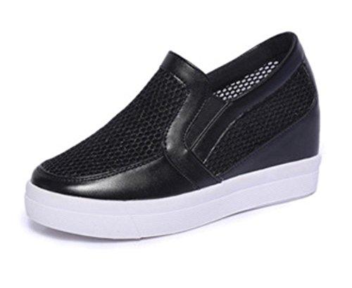 zapatos las calzados y deporte huecos El de zapatillas de señoras las aumento redonda de dentro mujeres de de primavera de cabeza mujeres las los de las informales otoño wCtFSnqCB