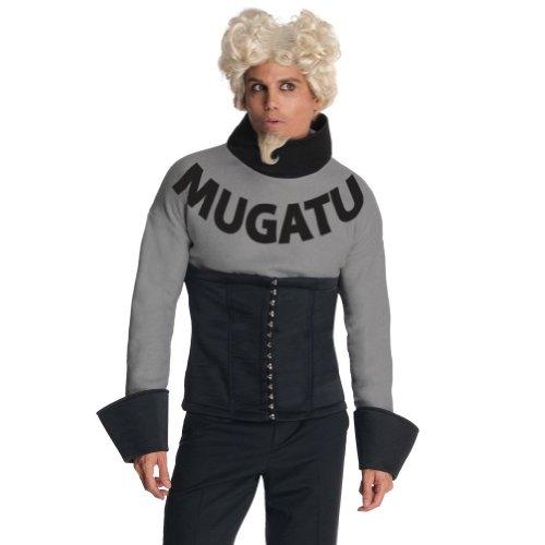 Mugatu Costume - Standard - Chest Size (Zoolander Mugatu Costume)