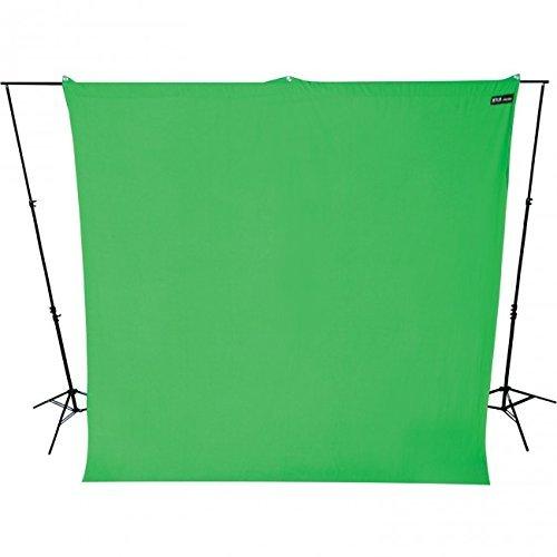 Westcott 130  9 x 10 Feet Green Screen Backdrop Wrinkle Resistant by Westcott