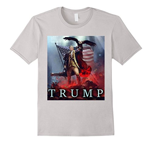 Funny-President-Trump-Patriotic-Eagle-Party-Shirt
