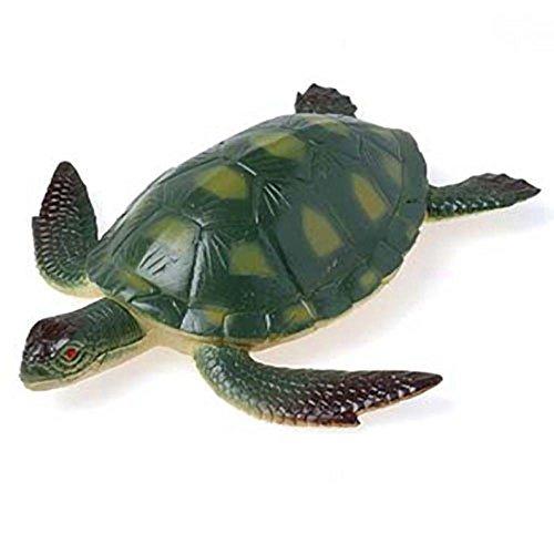 Plastic Turtle (US Toy Green Plastic Realistic Toy Sea Turtle (1))