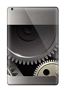 High Quality Fondo Metalico Cases For Ipad Mini / Perfect Cases