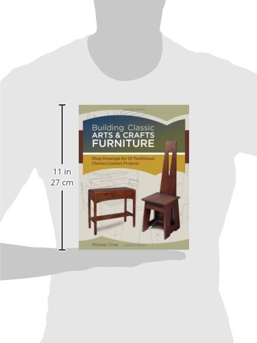 Building Classic Arts Crafts Furniture Shop Drawings For 33