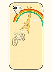 SevenArc Phone Case design with Giraffe is too Tall for Apple iPhone 5 5s 5g