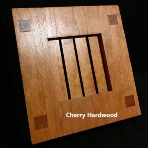 Craftsman Chime - Mission Style Handmade Wood Doorbell Chime Cover