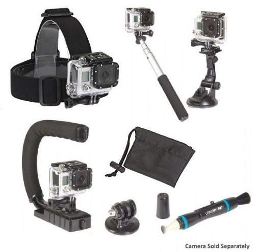 SUNPAK Action Camera Accessory List