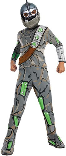 Child Kids Boys Giant Crusher Spyro Skylanders Costume Medium 8-10 (Skylander Costumes For Boys)