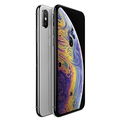 Iphone Xs Apple Prata, 512Gb Desbloqueado - Mt9M2Bz/A