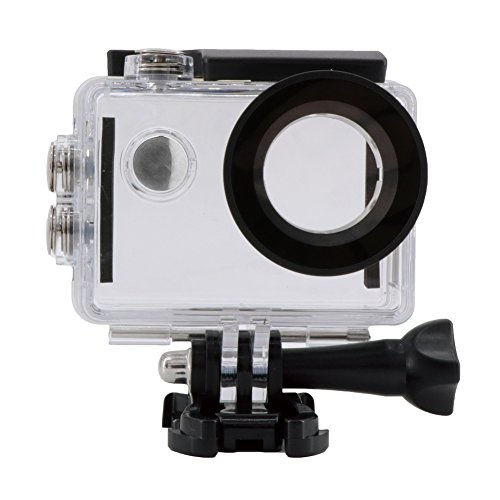 Davola Waterproof Case Action Camera accessories for Davola Action Camera