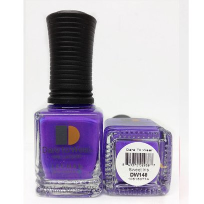 (LECHAT Dare to Wear Nail Polish, Sweet Iris, 0.500 Ounce)