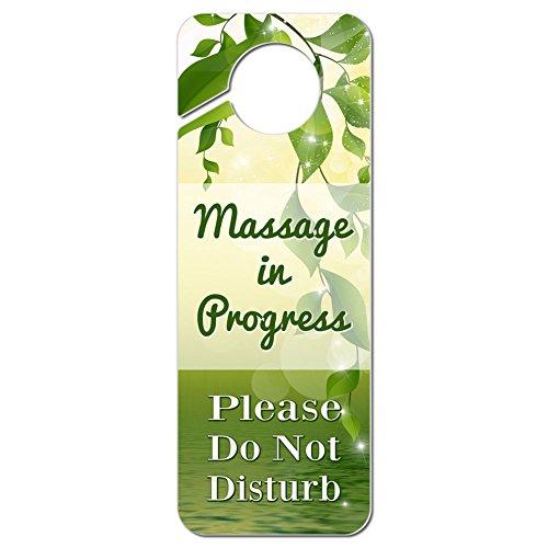 Massage Progress Disturb Plastic Warning