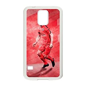 Zlatan Ibrahimovic_006 TPU Case Cover for samsung galaxy s5 Cell Phone Case White