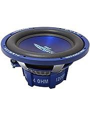 """Pyle PLBW84 Blue Wave Subwoofer de Alto Poder 20.3 cm (8"""") 600 W"""