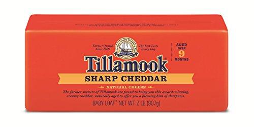Tillamook Sharp Cheddar Cheese Baby product image