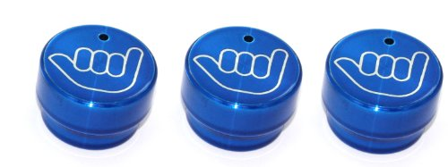 All Sales 9400HLB Hang Loose Heater/AC Knob, (Pack of 3)