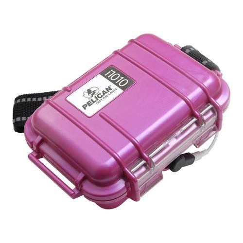 Pelican i1010 Waterproof Case for iPod, iPod Pink ()