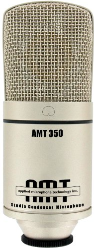 Applied Microphone Technology Studio 350 Condenser Microphone, Cardioid by Applied Microphone Technology