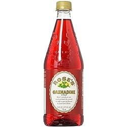 Rose's Grenadine Syrup 25 Fl Oz